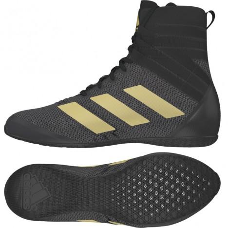 Adidas 18 Blackgold Boxschuhe Boxen Speedex CrBdxoe