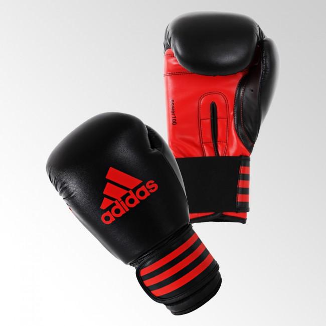 autumn shoes dirt cheap speical offer adidas Power 100 - Kickboxhandschuhe - Handschuhe ...