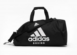 adidas Sports Bag Shoulder Strap Boxing Black/White L