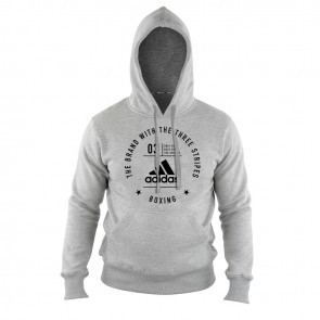 adidas Community Hoody Boxing Grey/Black