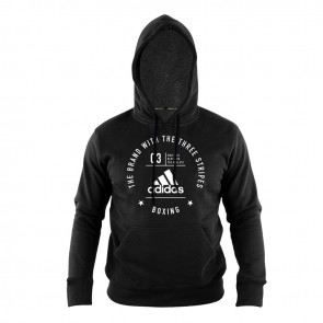 adidas Community Hoody Boxing Black/White