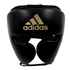 adidas adiStar Pro Head Gear black/gold