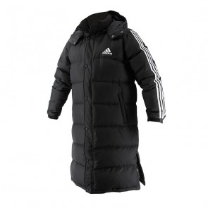 adidas Long Parka black/white