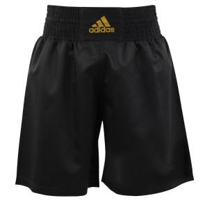 adidas Multiboxing Short Schwarz/Gold