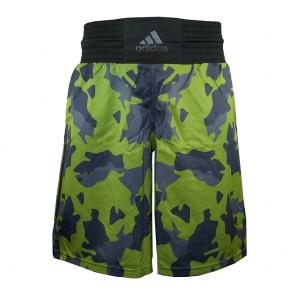 adidas Multiboxing Short camo green/black