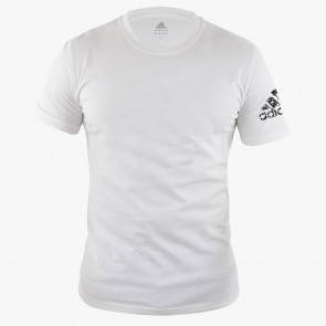 adidas Promote Tee - white/black