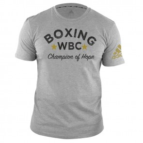 adidas WBC T-Shirt Boxing - grey
