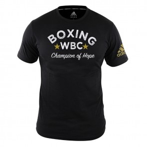 adidas WBC T-Shirt Boxing - black
