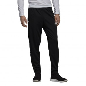 adidas T19 TRK PANT M BLACK/WHITE