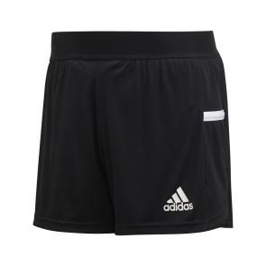 adidas T19 RUN SHORTS M BLACK/WHITE