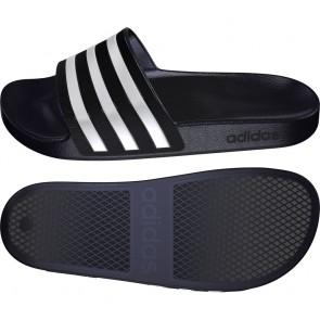 adidas T19 ADILETTE AQUA BLACK / WHITE