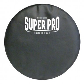 Super Pro Combat Gear Handpad rund black 39x9 cm