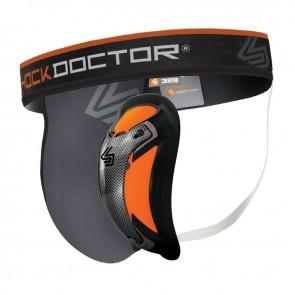 Ultra Pro Suspensorium mit Ultra Carbon Flex Cup Grau