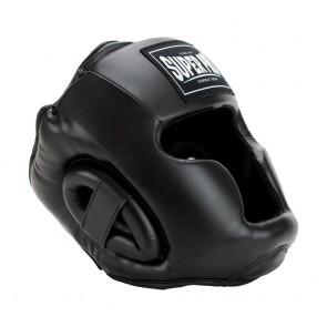 Super Pro Combat Gear Kopfschutzegionairre black/white