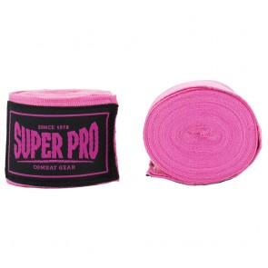 Super Pro Combat Gear Bandagen pink