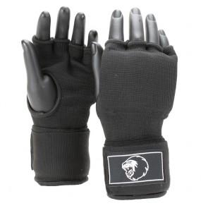 Super Pro Combat Gear Innenhandschuhe mit Bandage black/white