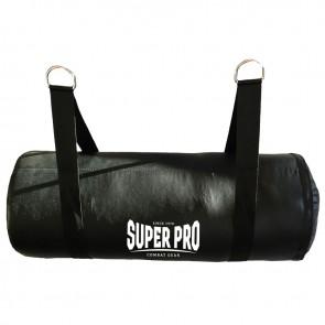 Super Pro Combat Gear Uppercut Boxsack black 30x80 cm