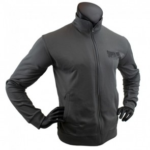 Super Pro Trainingsjacke grey/black