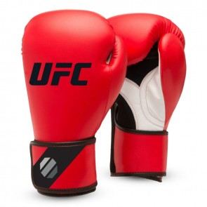 UFC Fitness Training Glove red/black