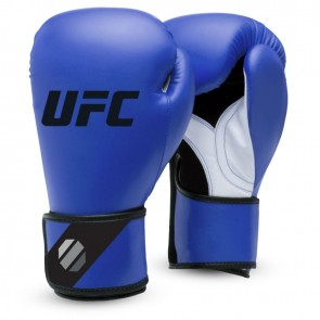 UFC Fitness Training Glove blue/black
