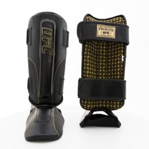 UFC Champ, Stand Up Shin Guard and Instep Leather