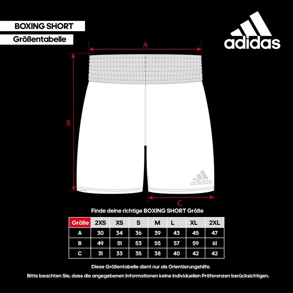 size helper boxing shorts